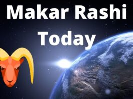 Makar Rashi Today 3 May 2021