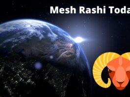 Mesh Rashi Today 3 May 2021