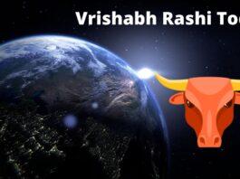 Vrishabh Rashi Today 3 May 2021